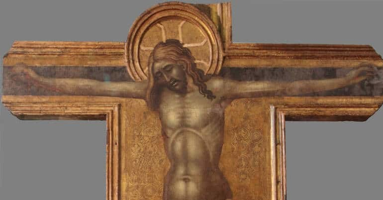 La Croce Maior è tornata nella Chiesa delle Vigne