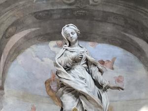 Chiesa di San Luca - particolare dell'altare
