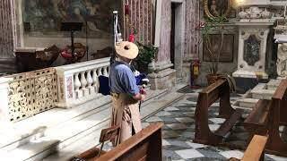 Cornamusa nella Chiesa di San Luca