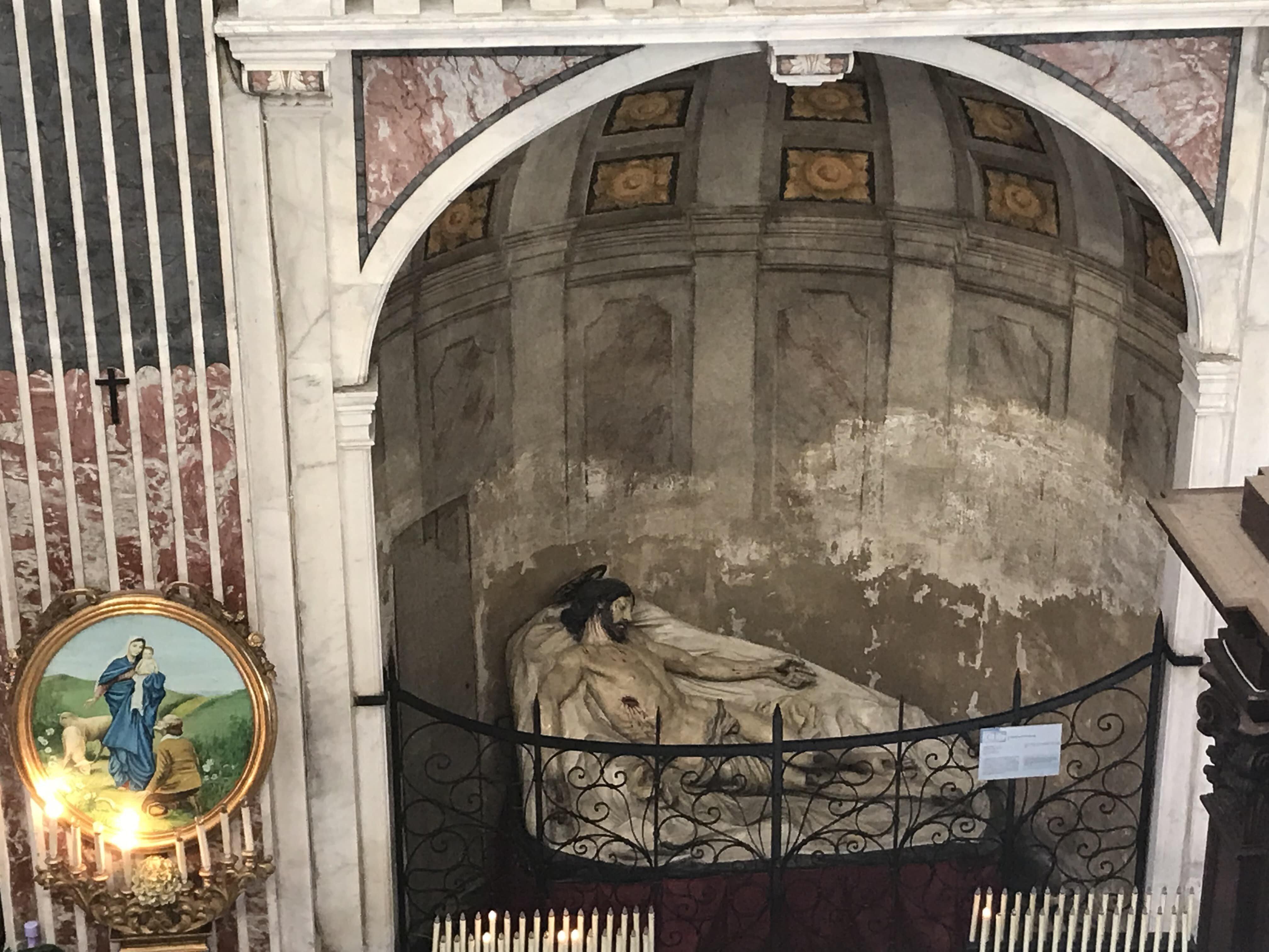 Cappella del Cristo deposto
