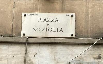 Piazza di Soziglia